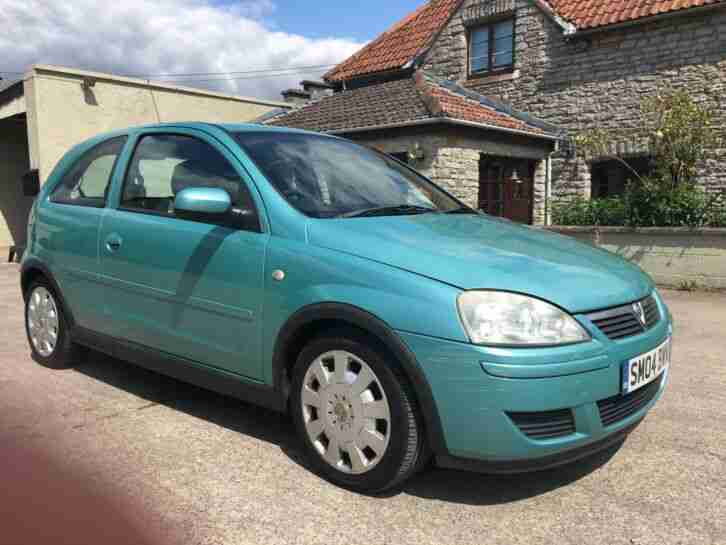 2004 Vauxhall Corsa 1.4 Automatic, just 66k,