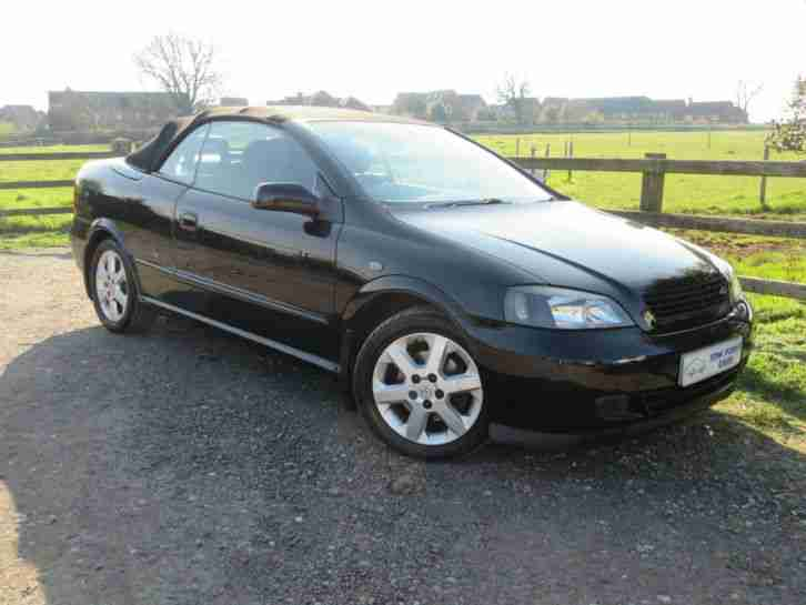 2004 Vauxhall/Opel Astra 1.8i 16v Nice Example 2 Owners Service History