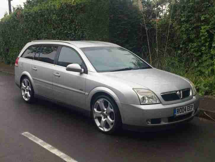 2004 vauxhall vectra 1 9 cdti design diesel estate car. Black Bedroom Furniture Sets. Home Design Ideas