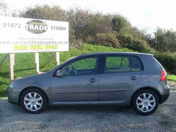 2004 Volkswagen Golf 2.0 GT FSI 5dr 5 door Hatchback