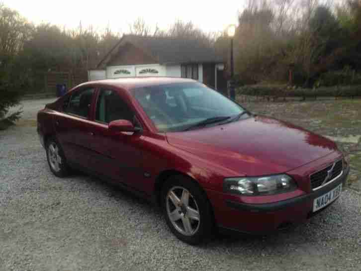 2004 Volvo S60 2.4 D5 S 4dr