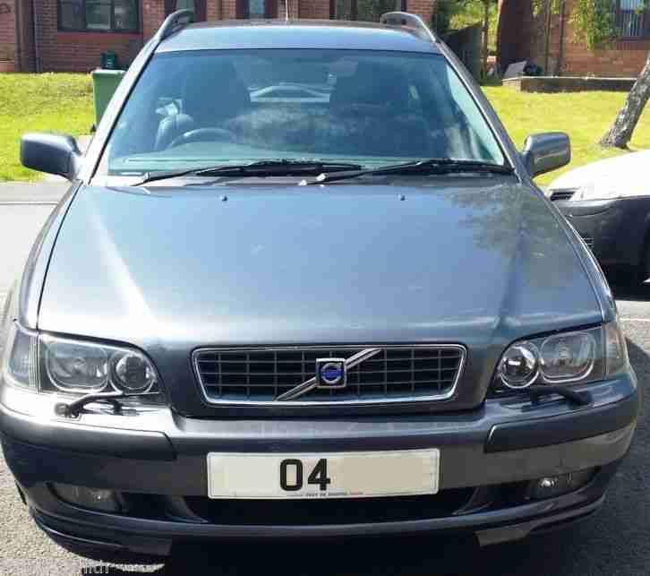 Volvo Auto Sales: Volvo 2004 V40 Estate 1.8 Sport. Car For Sale