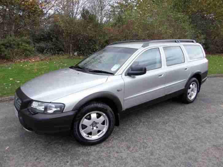 2004 Volvo XC70 2.4 D5 SE Manual 6 Speed Diesel 4x4