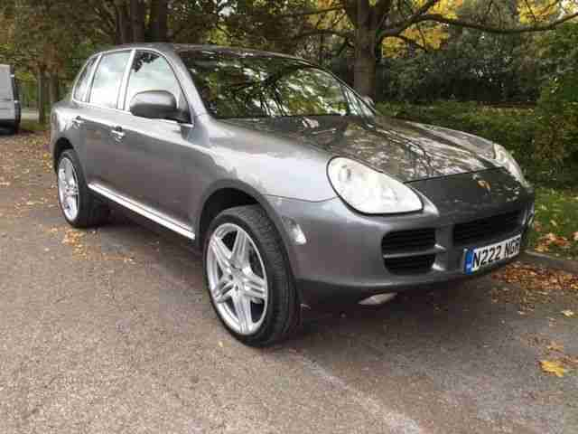 porsche 2004 cayenne tiptronic s 3 2 v6 with lpg conversion march mot. Black Bedroom Furniture Sets. Home Design Ideas