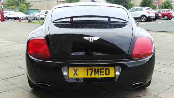 2005 05 BENTLEY CONTINENTAL GT 6.0 W12 FBSH (PART EX WELCOME)*FINANCE AVAILABLE*