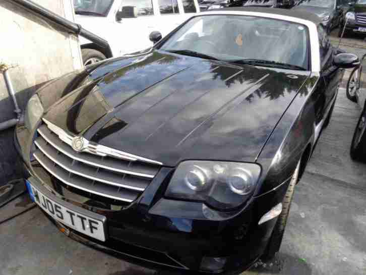 chrysler 2005 05 crossfire 3 2 v6 2d auto 215 bhp car for sale. Black Bedroom Furniture Sets. Home Design Ideas