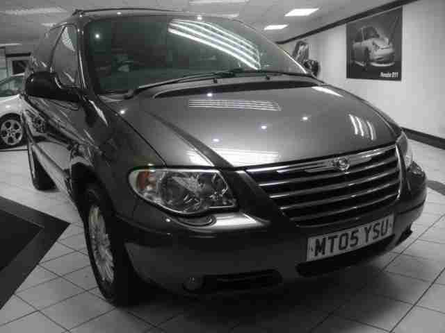 2005 05 GRAND VOYAGER 2.8 CRD