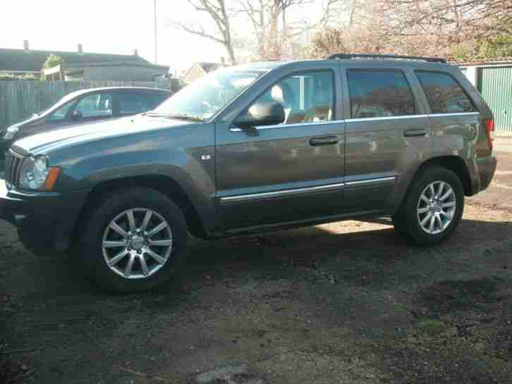2005 (05) JEEP GRAND CHEROKEE CRD LTD AUTOMATIC