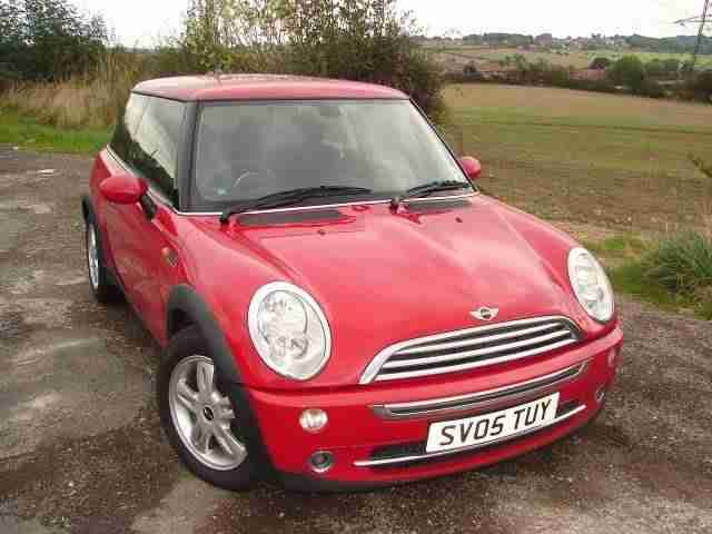 2005 (05) MINI HATCHBACK 1.6 Cooper