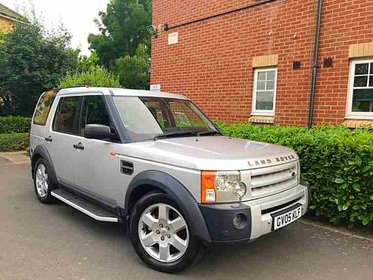 2005 05 REG Land Rover Discovery 3 4.4 V8 HSE