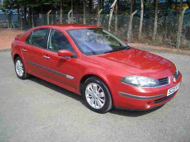 renault laguna 1 9 dci 120 bhp dynamique turbo. Black Bedroom Furniture Sets. Home Design Ideas