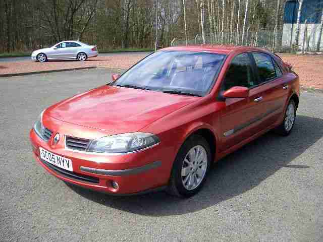 renault laguna 1 9 dci 120 bhp dynamique turbo diesel car for sale. Black Bedroom Furniture Sets. Home Design Ideas