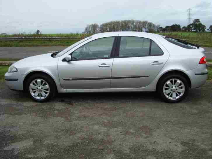 2005 '05' RENAULT LAGUNA EXPRESSION DCI 120 FULL HISTORY BRAND NEW MOT