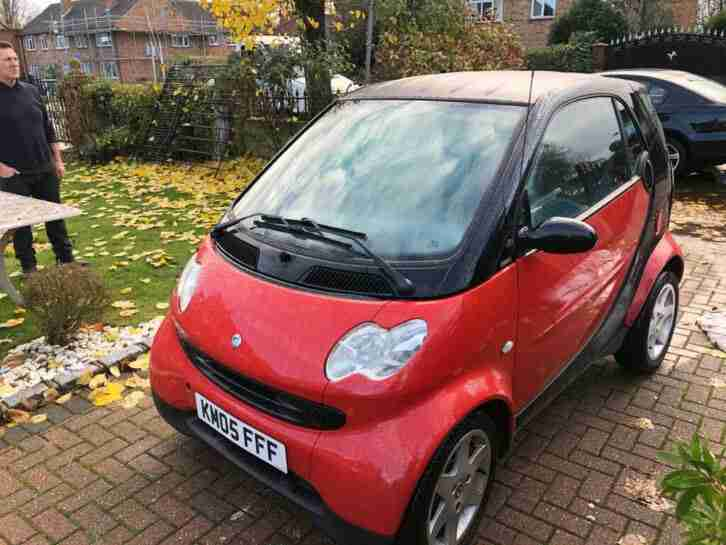 Smart 05REG. Smart car from United Kingdom