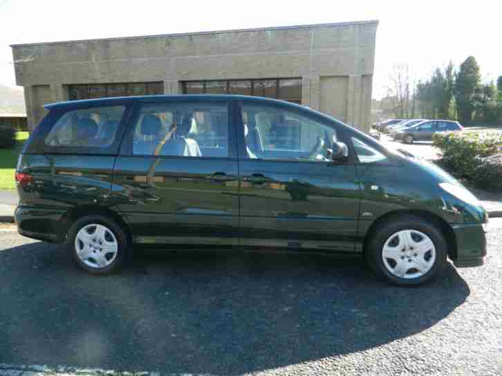 2005 54 REG TOYOTA PREVIA 2.0 D-4D T2 ++1 OWNER FROM NEW++