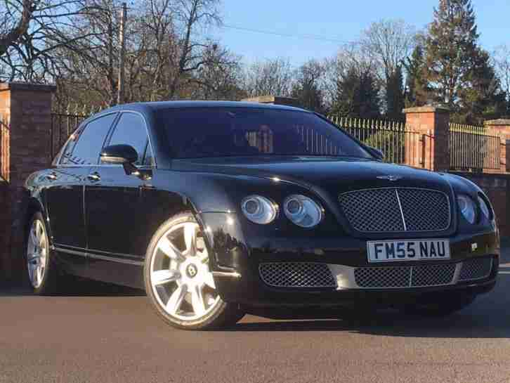 2005 55 FLYING SPUR 6.0 W12 FLYING
