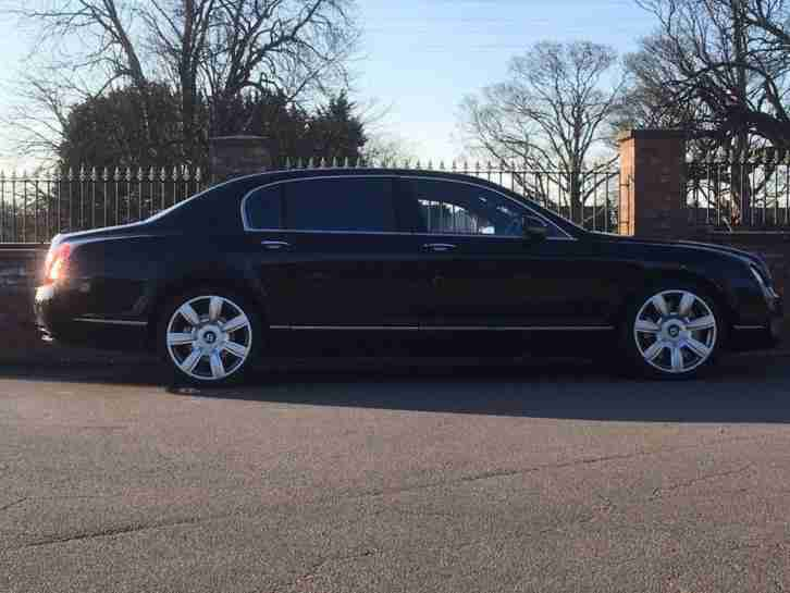 2005 55 BENTLEY FLYING SPUR 6.0 W12 FLYING SPUR 4DR