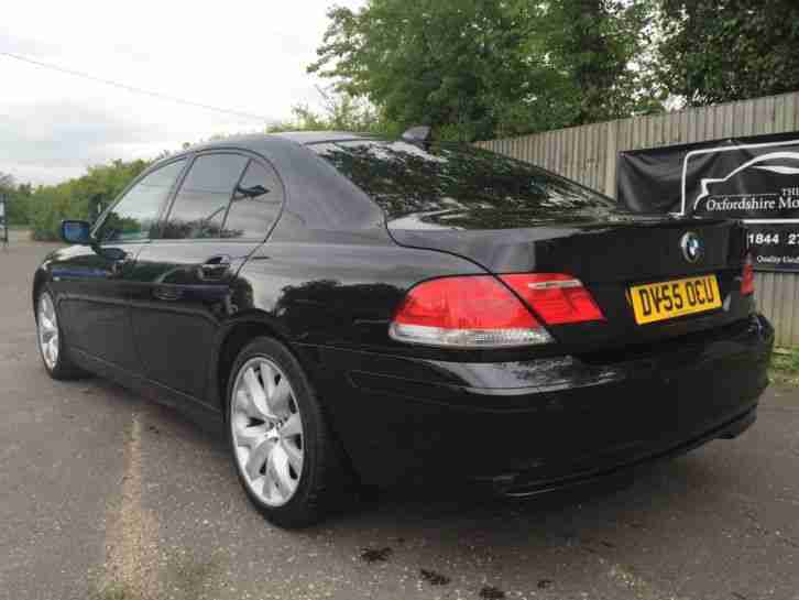 2005 55 BMW 730d SPORT Auto *FULLY LOADED *SAT NAV*1 YR MOT*LEATHER*DIESEL
