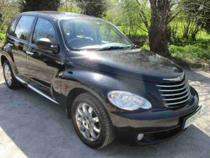 2005 55 PT CRUISER 2.1 LIMITED CRD 1