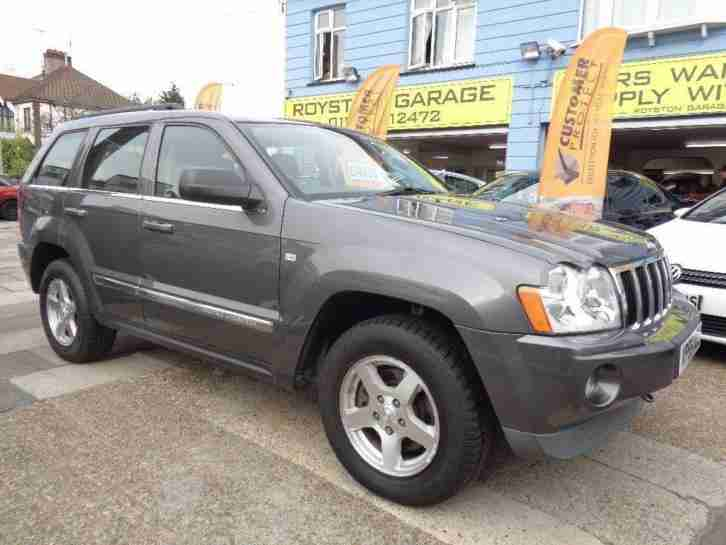 2005 55 JEEP GRAND CHEROKEE 3.0CRD GOOD AND BAD CREDIT CAR FINANCE AVAILABLE