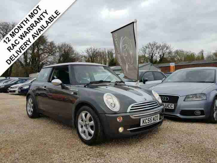 2005 55 MINI HATCH COOPER 1.6 COOPER PARK LANE 3DR 114 BHP
