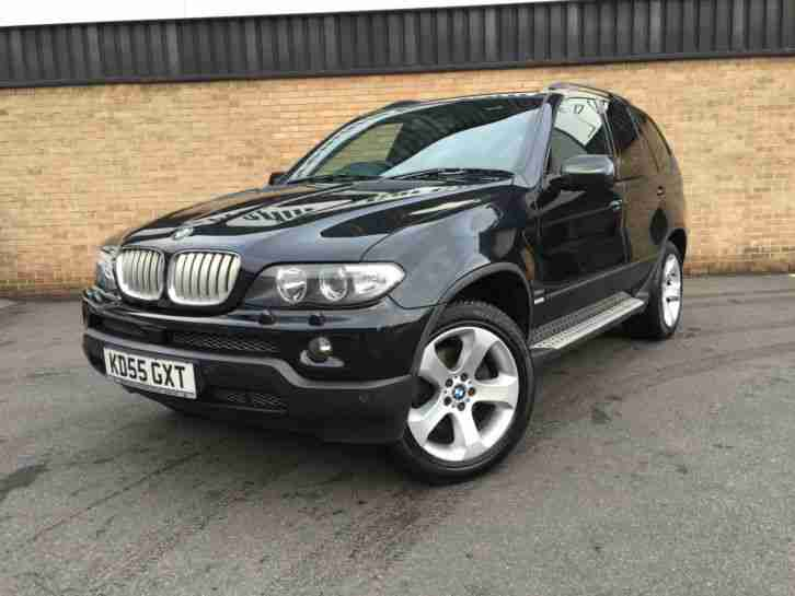 bmw 2005 55 reg x5 sport 3 0d diesel auto huge spec 4wd. Black Bedroom Furniture Sets. Home Design Ideas