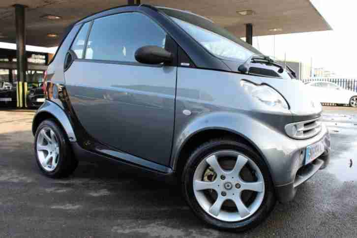 2005 55 SMART FORTWO 0.7 PULSE SOFTOUCH 2D 61 BHP
