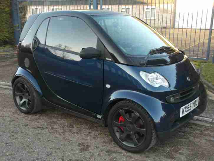 2005 (55) FORTWO PULSE 6 SPEED SEMI