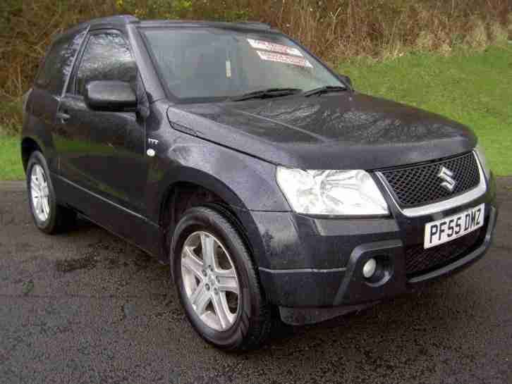 suzuki 2005 55 grand vitara 1 6 vvt plus 3d 105 bhp car for sale. Black Bedroom Furniture Sets. Home Design Ideas