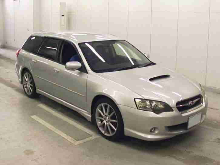 subaru 2005 55plate legacy twin scroll turbo spec b car for sale. Black Bedroom Furniture Sets. Home Design Ideas