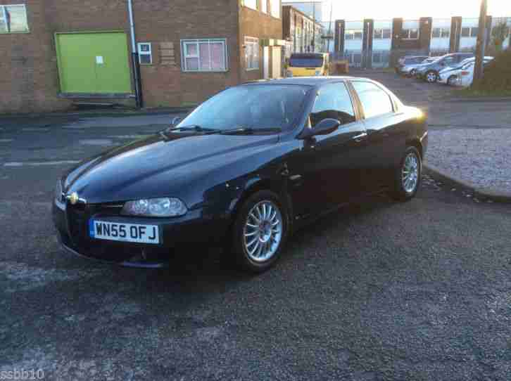 2005 ALFA ROMEO 156 JTD M JET VELOCE ((11 Months MOT)) Spares or Repair, Project