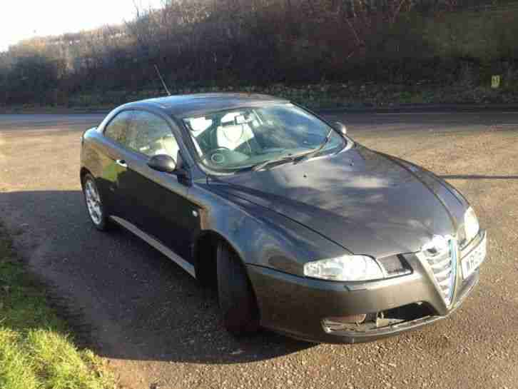 alfa romeo 2005 gt 1 9 jtd 150bhp manual grey 67k full mot. Black Bedroom Furniture Sets. Home Design Ideas