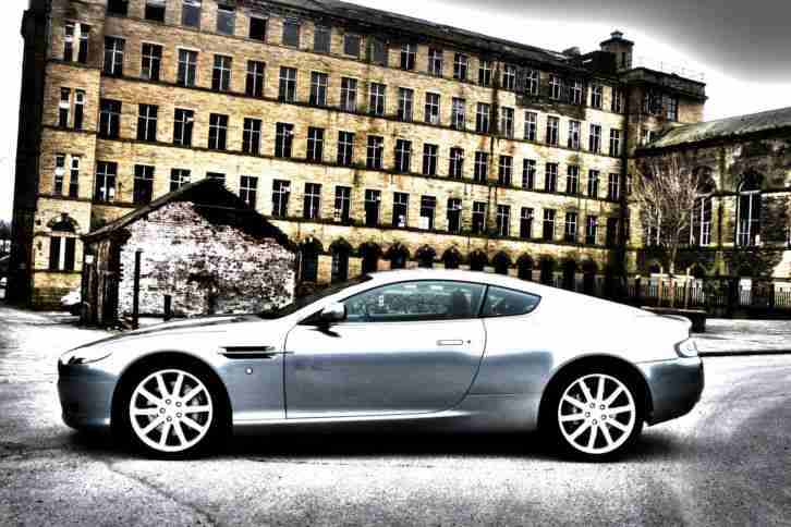 2005 DB9 AUTO SILVER TOUCHTRONIC