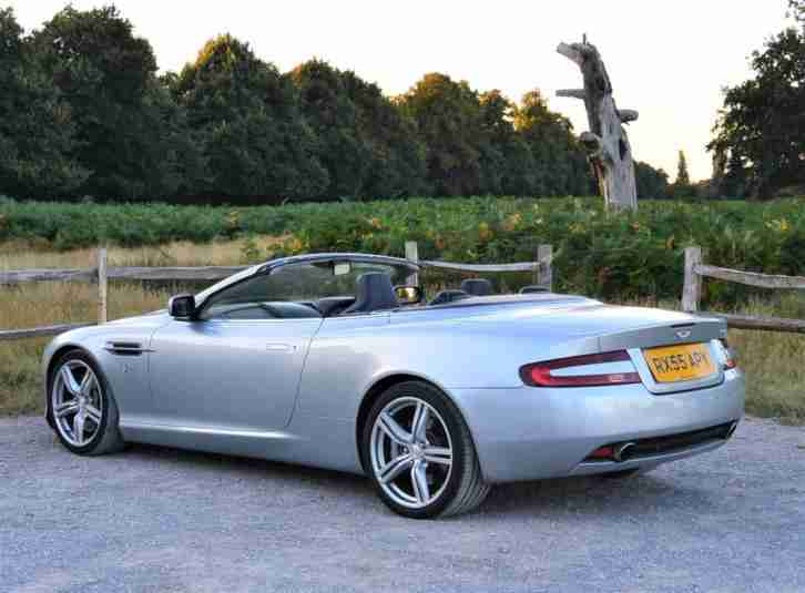 aston martin 2005 db9 v12 volante convertible petrol car for sale. Cars Review. Best American Auto & Cars Review