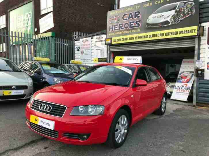 2005 A3 1.6 SPECIAL EDITION 1.6 PETROL