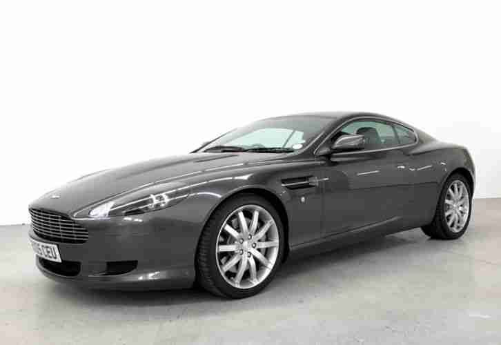 2005 DB9 5.9 Sequential