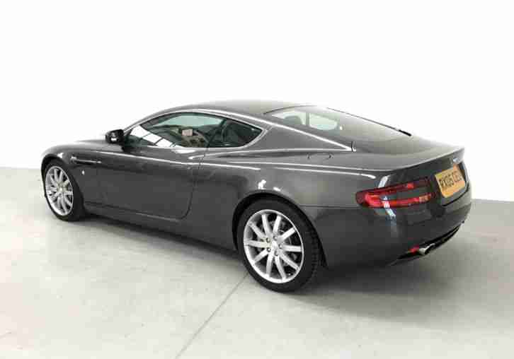 2005 Aston Martin DB9 5.9 Sequential