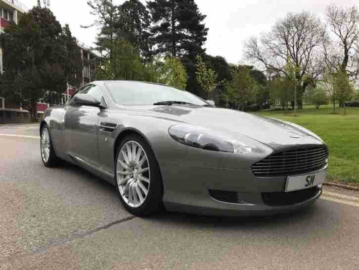 2005 DB9 V12 2dr Touchtronic