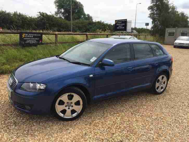 2005 Audi A3 2.0 TDi SPORT 5DR FSH JUST HAD FULL SERVICE LONG MOT 5 door Hatc...