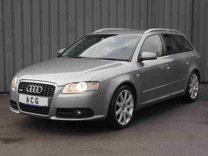 audi a4 avant great used cars portal for sale. Black Bedroom Furniture Sets. Home Design Ideas