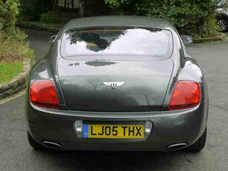 2005 BENTLEY CONTINENTAL 6.0 W12 2dr Auto