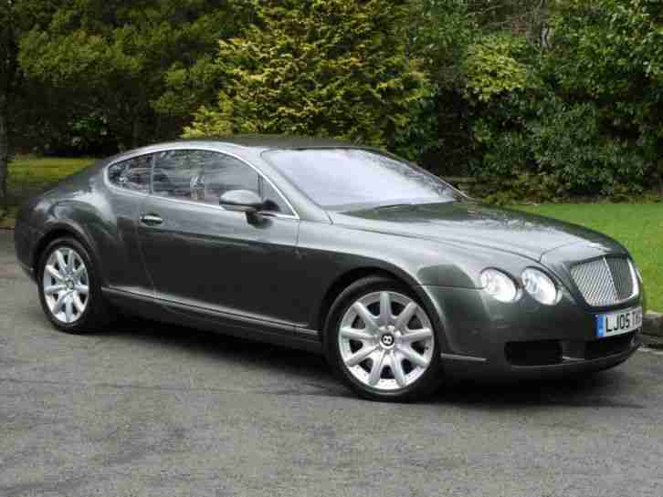 Bentley CONTINENTAL. Bentley car from United Kingdom