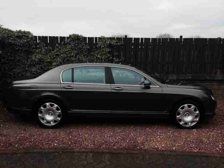 2005 BENTLEY CONTINENTAL FLYING SPUR 6.0 W12, NO RESERVE ON SALE FROM 1ST BID