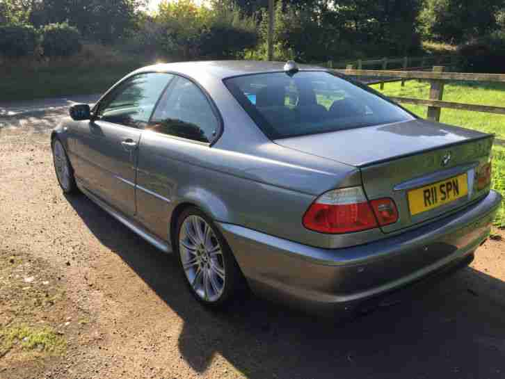 2005 BMW 320CI M SPORT GREY