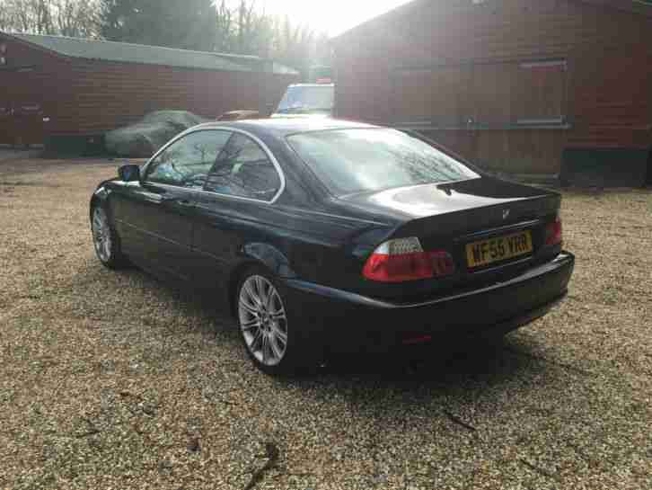 2005 BMW 330 CD SE AUTO BLACK
