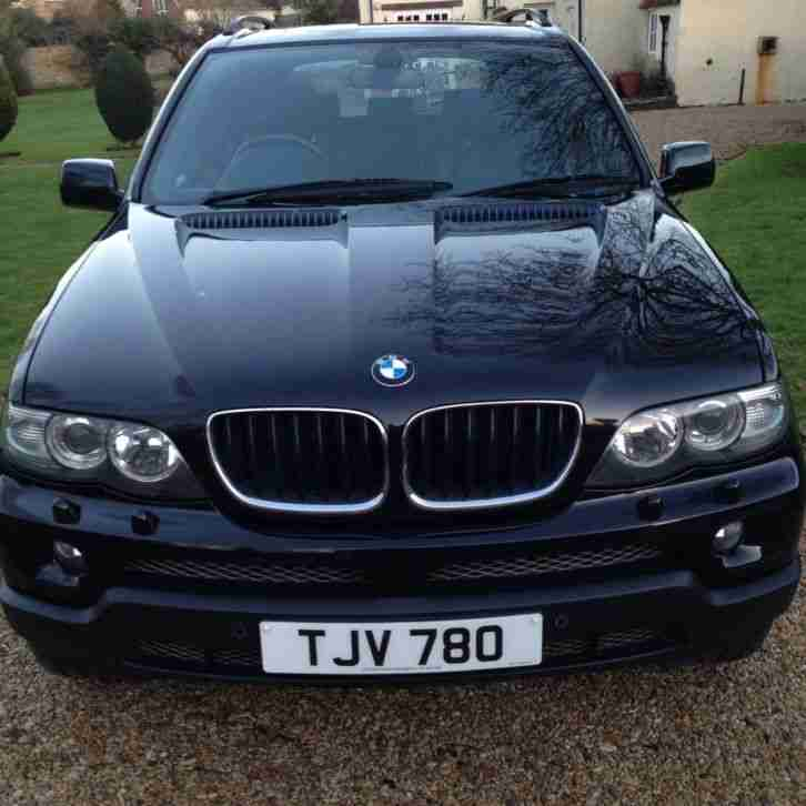 BMW 2005 X5 SPORT D AUTO BLACK. Car For Sale