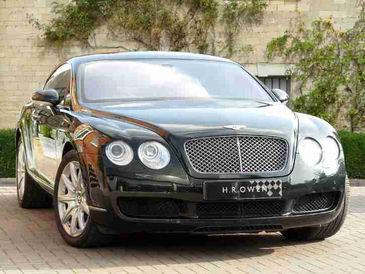 2005 Bentley CONTINENTAL GT 6.0 W12 2dr Auto Semi-Auto Coupe
