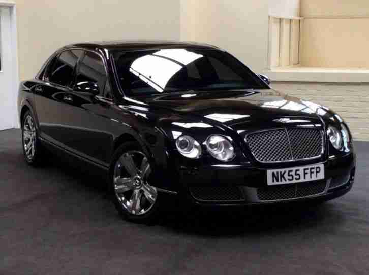 Bentley 2005 Continental 6.0 Flying Spur 4dr. car for sale