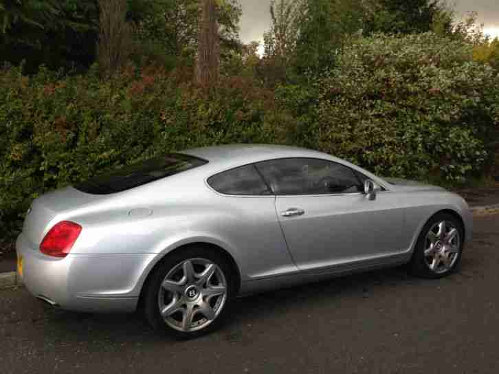 2005 Bentley Continental 6.0 auto mulliner