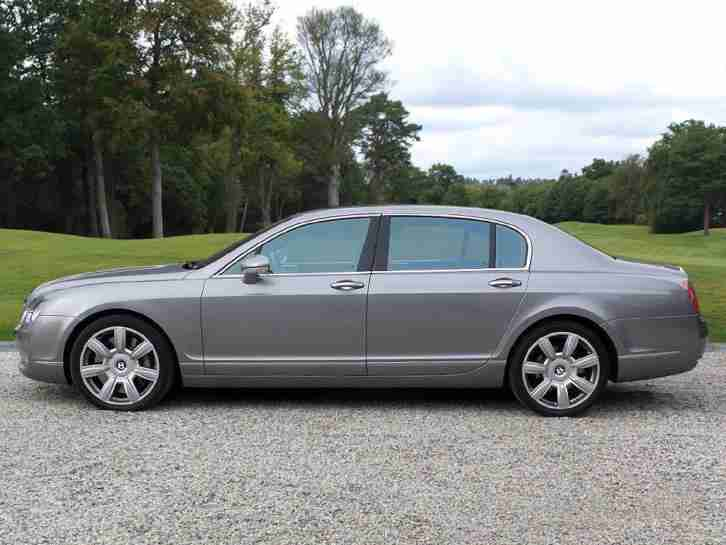 2005 Bentley Flying Spur 6.0 4dr